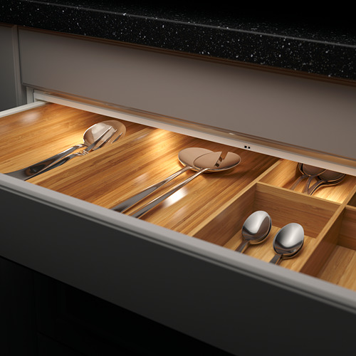 MITTLED iluminación LED cajón con sensor