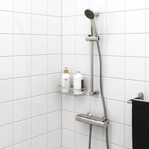 VALLAMOSSE barra regulable pared con ducha de mano