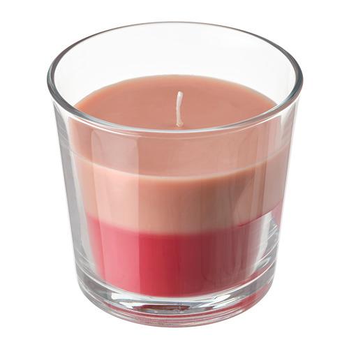 FORTGÅ vela aromática en vaso