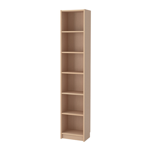 BILLY librería, 40x28x202 cm