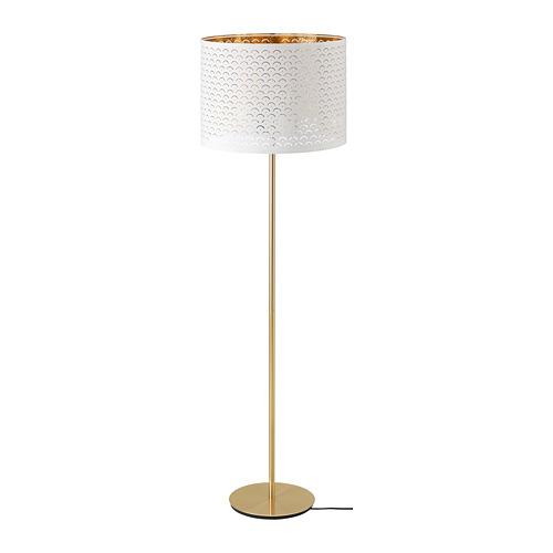 NYMÖ/SKAFTET lámpara de pie