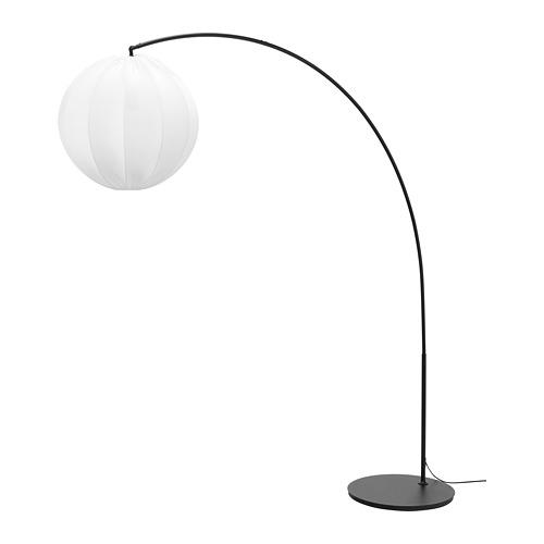 REGNSKUR/SKAFTET lámpara pie, arco