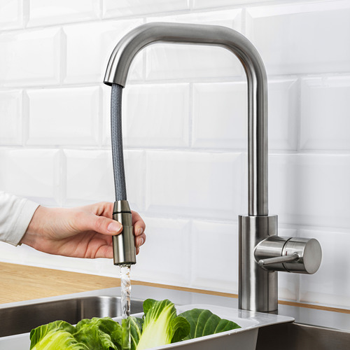 ÄLMAREN grifo de cocina con ducha extraíble