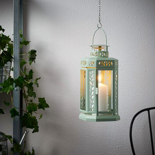 ENRUM farolillo vela grande, interior/exterior