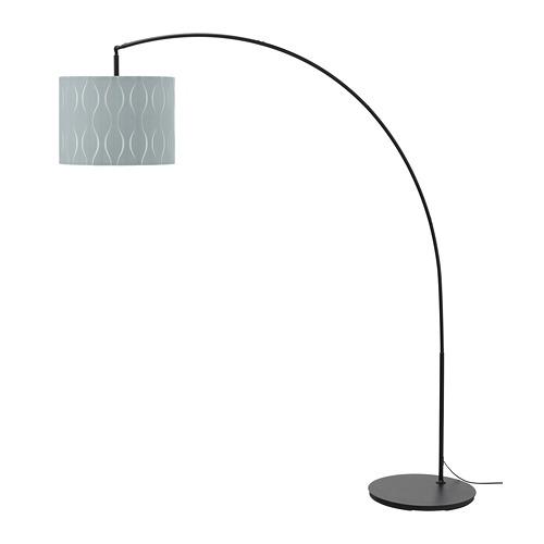 LÖKNÄS/SKAFTET lámpara pie, arco
