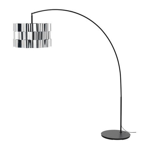 ÄLVSTARR/SKAFTET lámpara pie, arco