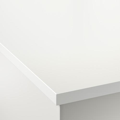 EKBACKEN encimera  doble cara, 63,5x246cm