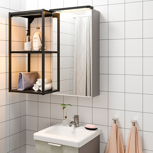 SILVERGLANS tira iluminación LED baño  40cm