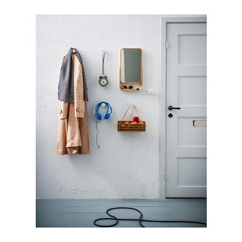 IKORNNES espejo de mesa, 27x40cm
