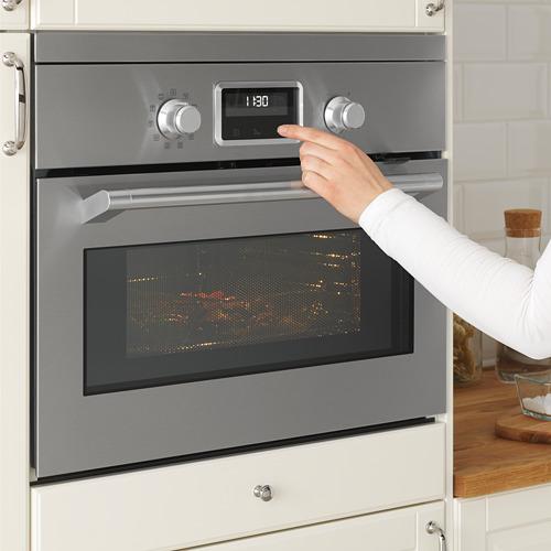 SMAKSAK microondas combi+horno aire forzado