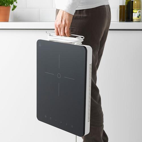 TILLREDA placa inducción portátil