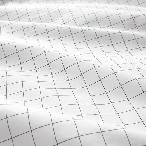 VÄNKRETS funda nórdica y funda almohada, 150x200cm y 50x60cm, 122 hilos