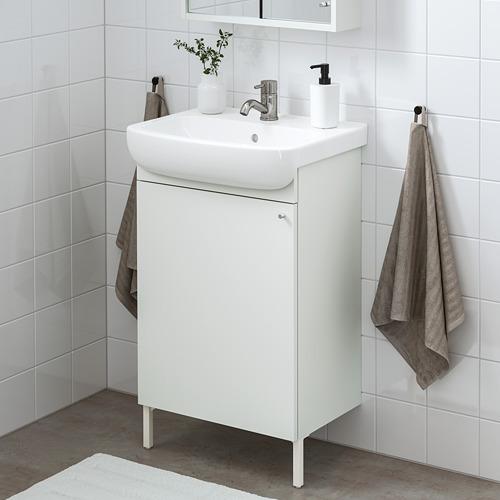 NYSJÖN/BJÖRKÅN armario lavabo+1prta