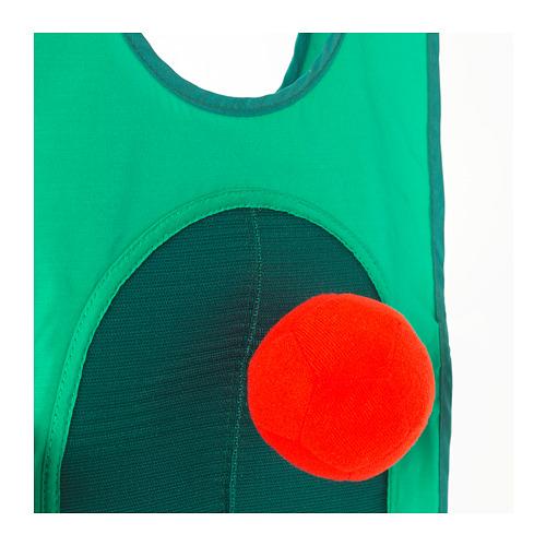 LUSTIGT juego con bolas y chaleco