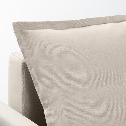 HOLMSUND sofá cama esquina