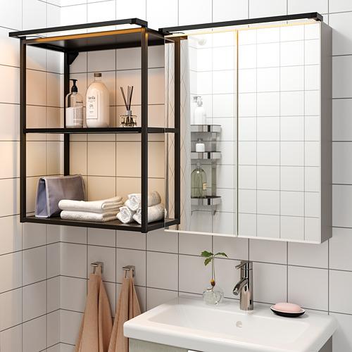 SILVERGLANS tira iluminación LED baño  60cm
