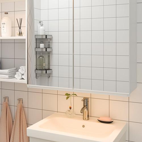 SILVERGLANS tira iluminación LED baño  80cm