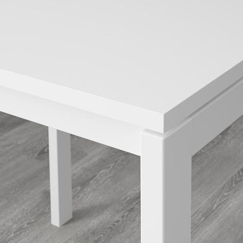 MELLTORP/JANINGE mesa con 4 sillas, longitud de la mesa 125cm