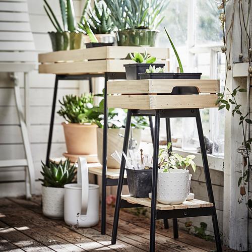 VANILJSTÅNG soporte p/plantas