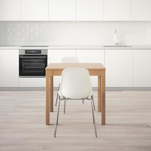 LEIFARNE/EKEDALEN mesa y dos sillas