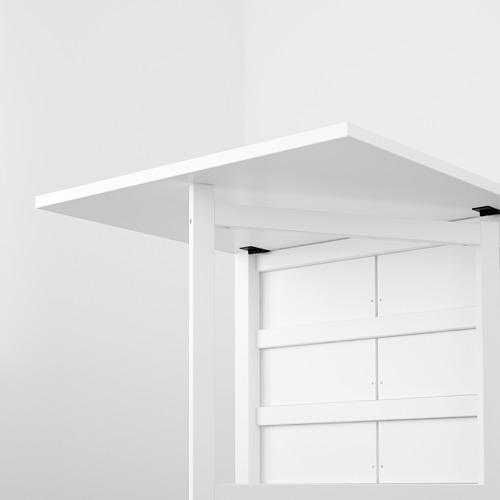 NORDEN mesa alas abatibles, longitud máxima 152cm