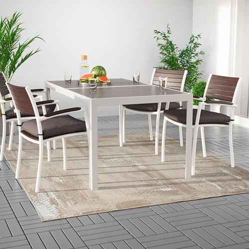 RODELUND alfombra para  interior y exterior, 200x250cm