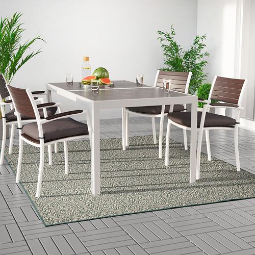 SKELUND alfombra para  interior y exterior, 200x250cm