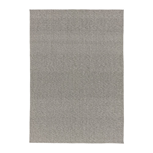 TIPHEDE alfombra, lisa, 155x220cm