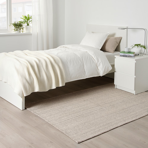 TIPHEDE alfombra, lisa, 120x180cm