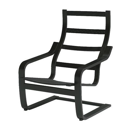 POÄNG estructura de sillón