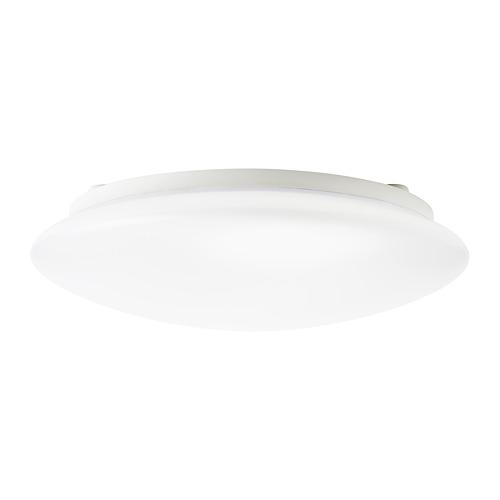 SJÖGÅNG Lámpara de baño led integrada para techo y pared