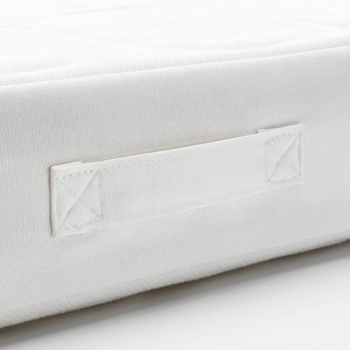 JÄTTETRÖTT colchón muelles ensacados cuna
