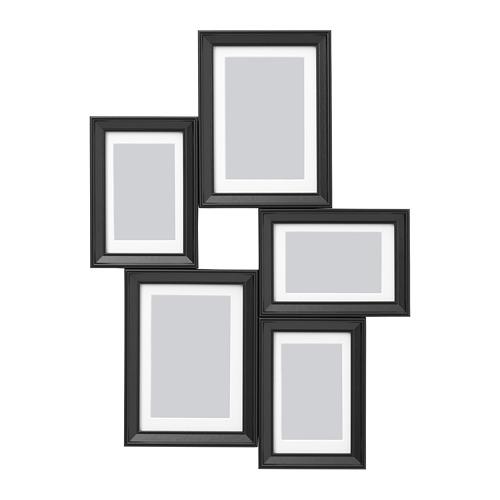 KNOPPÄNG marco 5 fotos, incluye las láminas