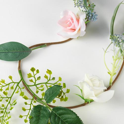 INBJUDEN guirnalda planta artificial