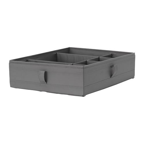 SKUBB caja con compartimentos, 44x34x11cm