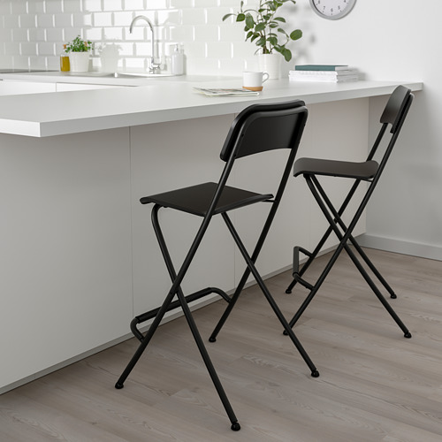 FRANKLIN taburete alto plegable