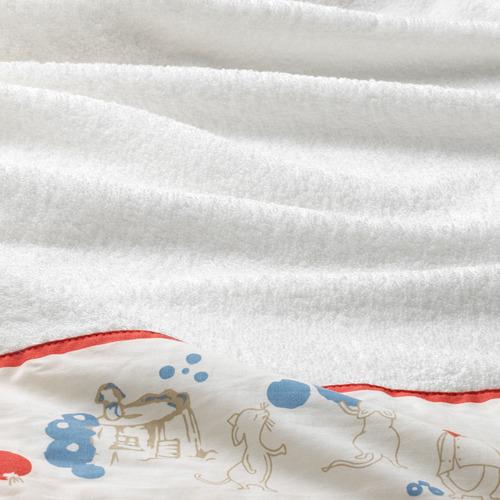 RÖDHAKE toalla para niño con capucha