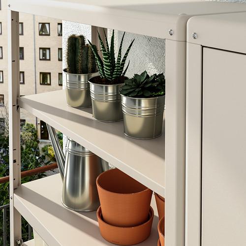 KOLBJÖRN estantería con 2 armarios