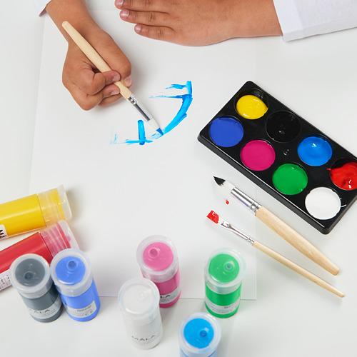 MÅLA pintura