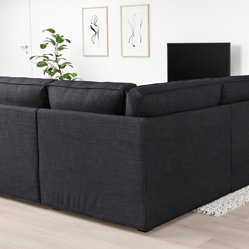 KIVIK sofá 5 plazas esquina