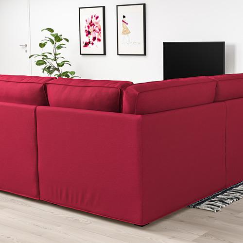 KIVIK sofá 7 plazas en u