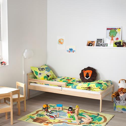SNIGLAR  cama con somier, 70cm