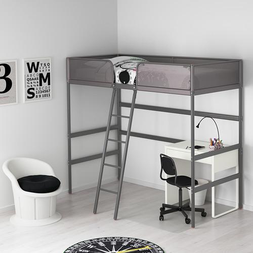 TUFFING  cama alta con somier, 90cm