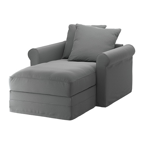GRÖNLID chaiselongue