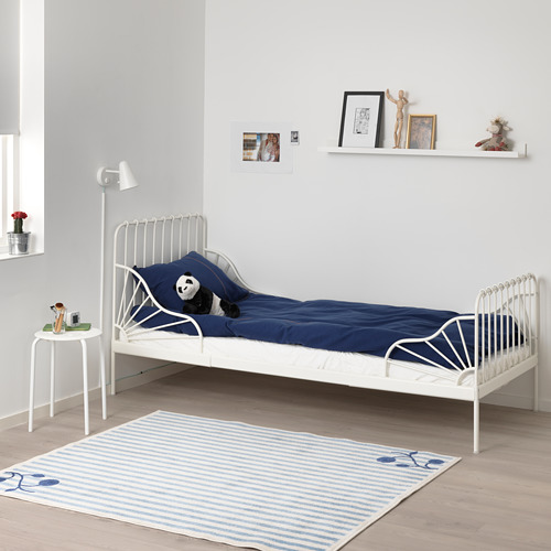 MINNEN   cama extensible con somier láminas, 80cm
