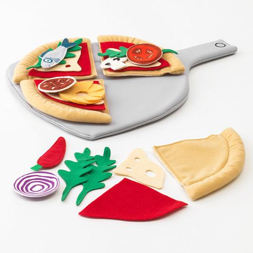 DUKTIG juego de pizza, 20 piezas