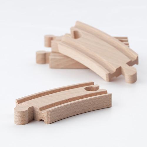 LILLABO juego de rieles, 50 piezas
