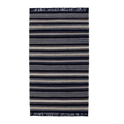 RÅVAROR alfombra, lisa, 90x155cm