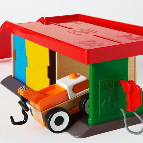LILLABO garaje+camión remolque