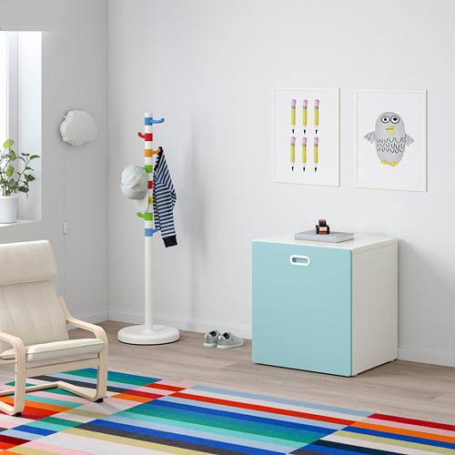 FRITIDS/STUVA contenedor juguetes ruedas